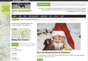 Bezoek de Maashorst - Meer Maashorst