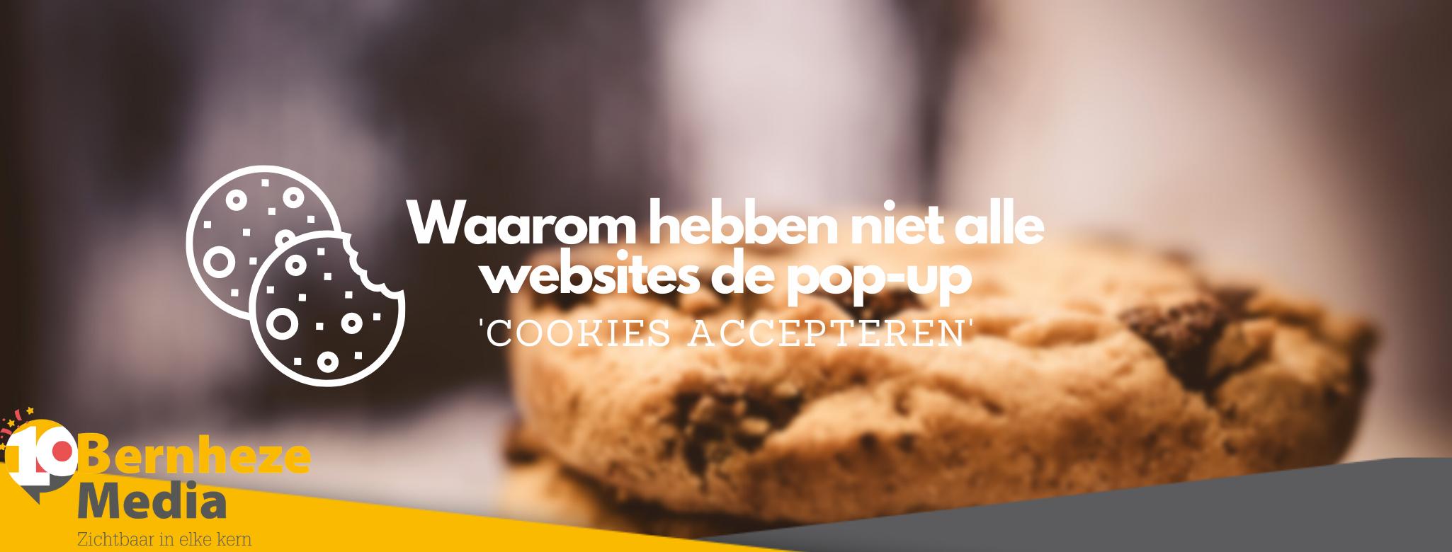 Cookies accepteren - Bernheze Media